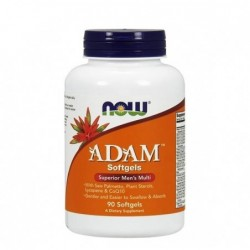 Now Foods ADAM 90 kapsle...