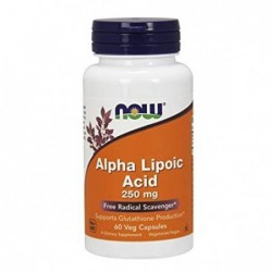 Now Foods ALPHA LIPOIC ACID...