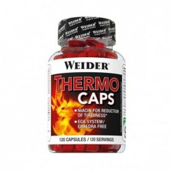 Weider Thermo Caps 120 kapsle